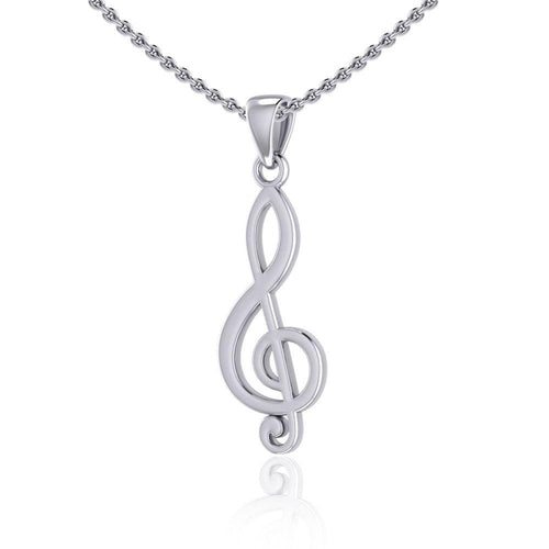 Music G clef Symbol TPD4115 peterstone.