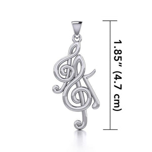 Music Notation Symbols and G clef TPD4116 peterstone.
