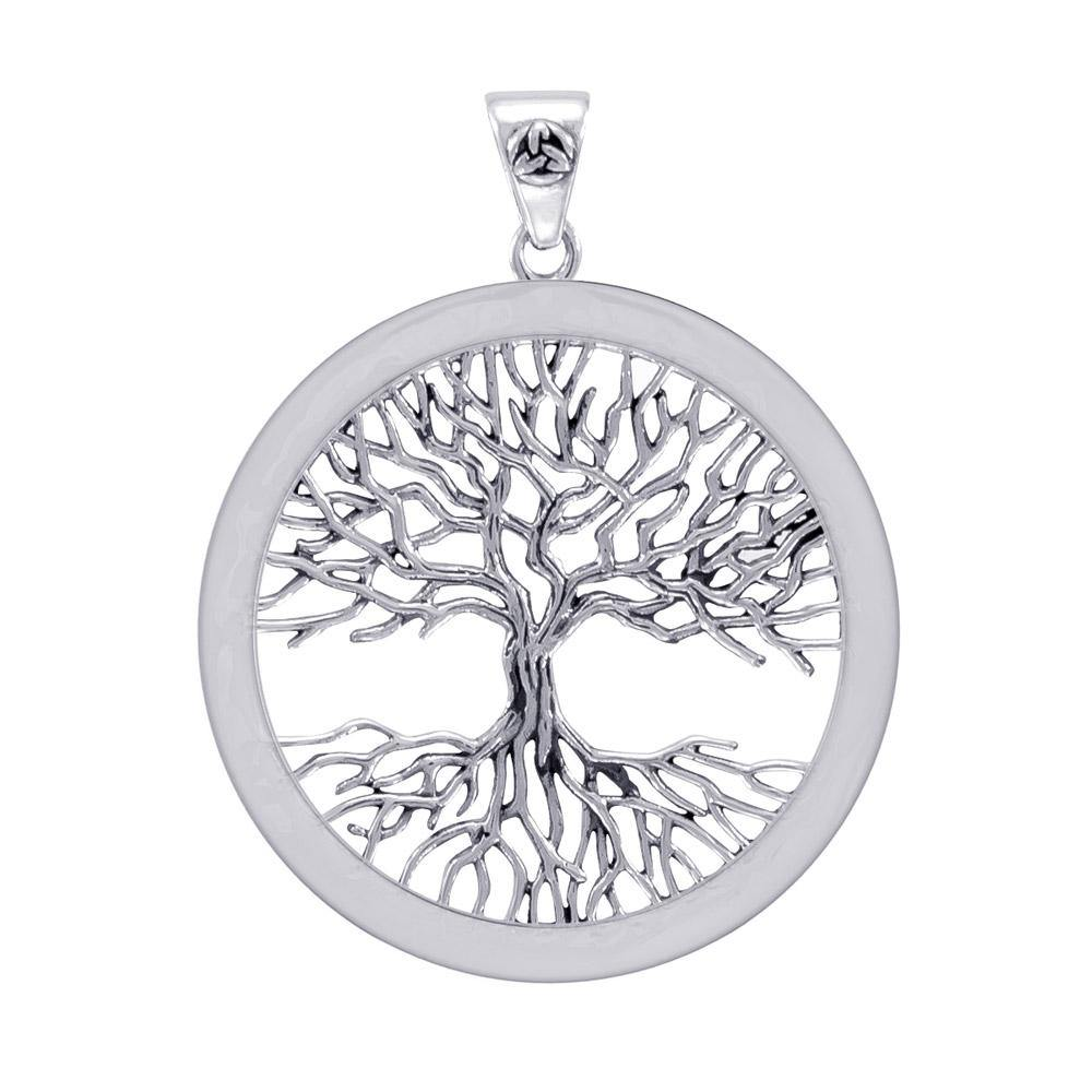 Mickie Mueller Tree of Life Pendant TPD4304 peterstone.