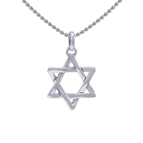 Star of David Pendant TPD4592 peterstone.