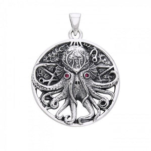 Great Cthulhu Pendant TPD765