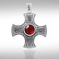 Celtic Cross of Harmony Pendant TPD960
