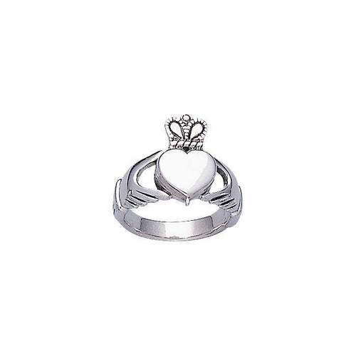 Celtic Claddagh Poison Ring TR1166 Ring