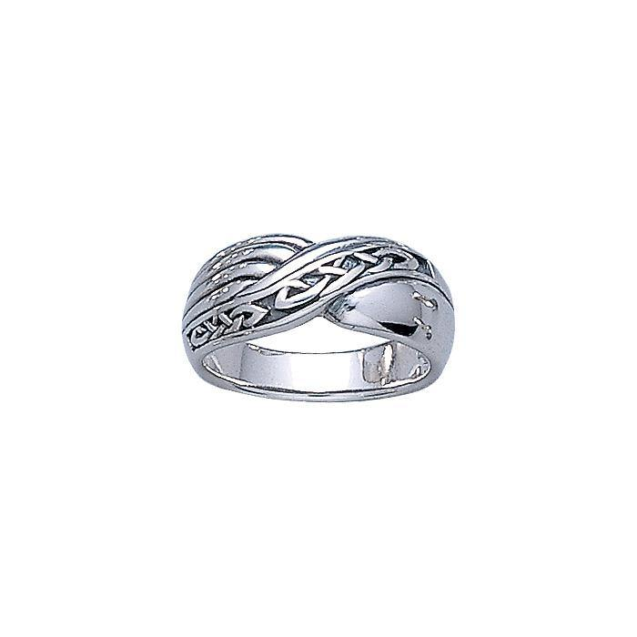 Celtic Knotwork Ring TR3338