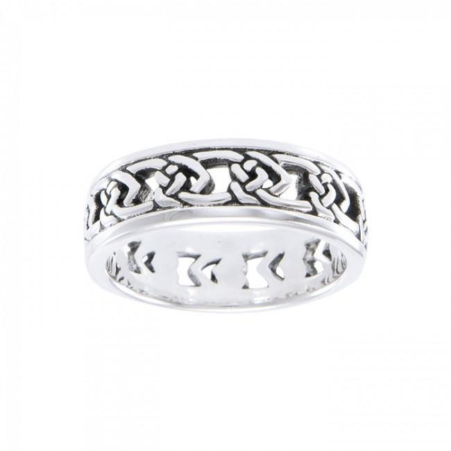 Celtic Knotwork Ring TR3410