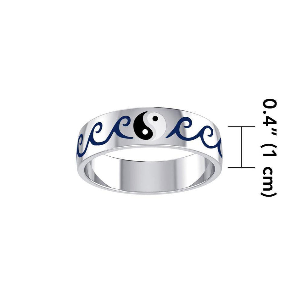 The Rhythm of Yin and Yang - a message from the Sea Ring TR3606