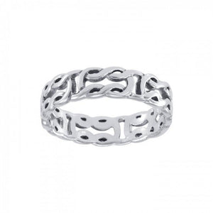 Celtic Knotwork Ring TR398