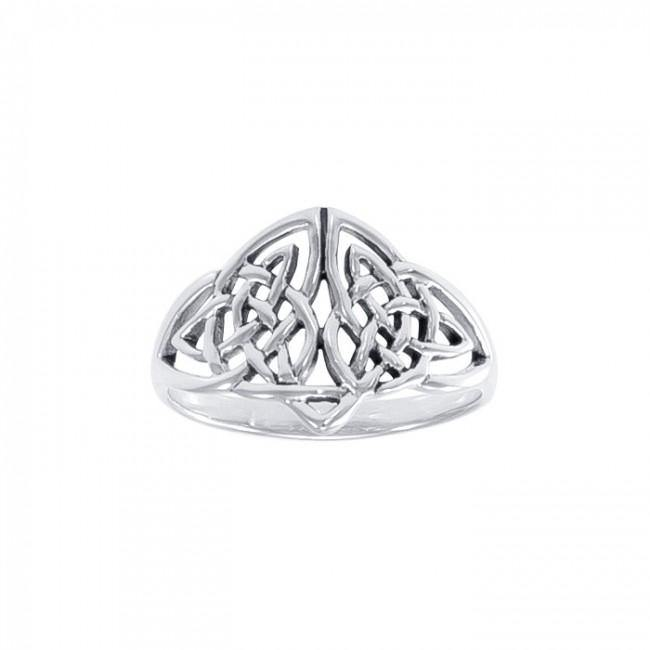 Celtic Knotwork Ring TR656