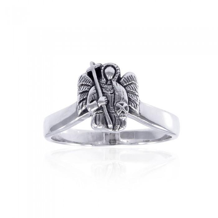 Archangel Gabriel Ring TRI1331 peterstone.