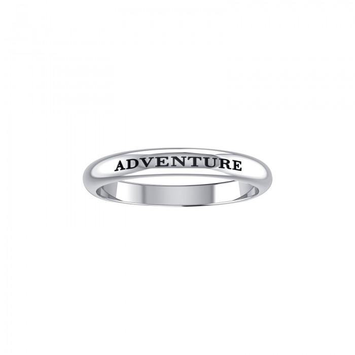 ADVANCETURE Sterling Silver Ring TRI617