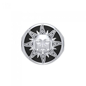Celtic Sun Ring TRI632