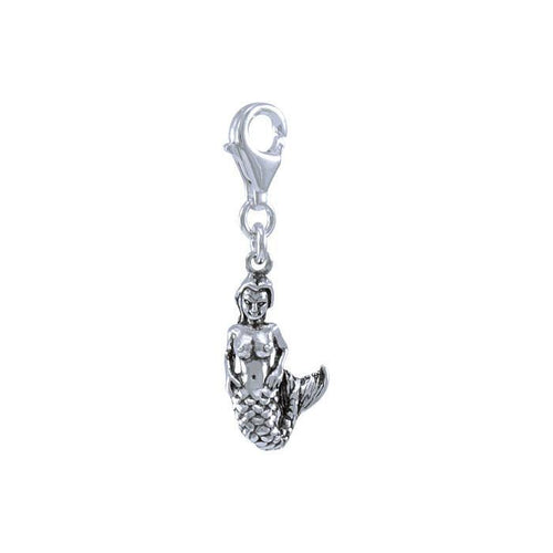 Mermaid Clip Charm TWC004 peterstone.