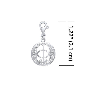 Chalice Well Clip Charm TWC014 peterstone.