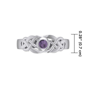 Celtic Knotwork Ring JR153