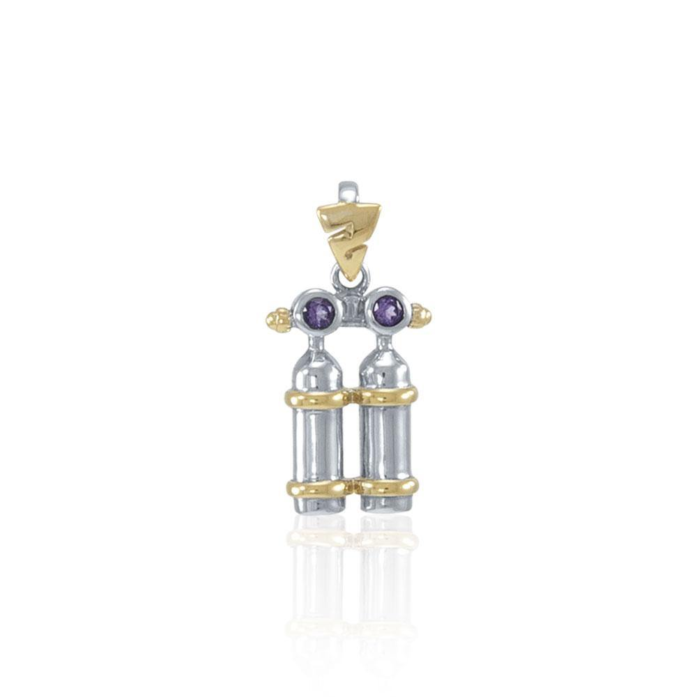 Fabulous Air Tanks Pendant MPD693