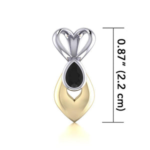Blaque Pendant MPD841 peterstone.