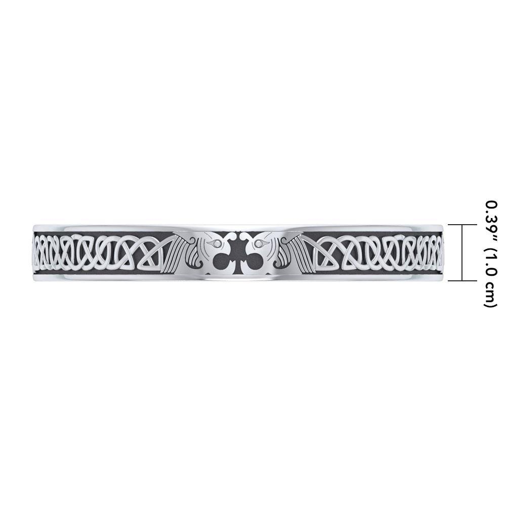 Celtic Knot Dragon Bracelet TBG060