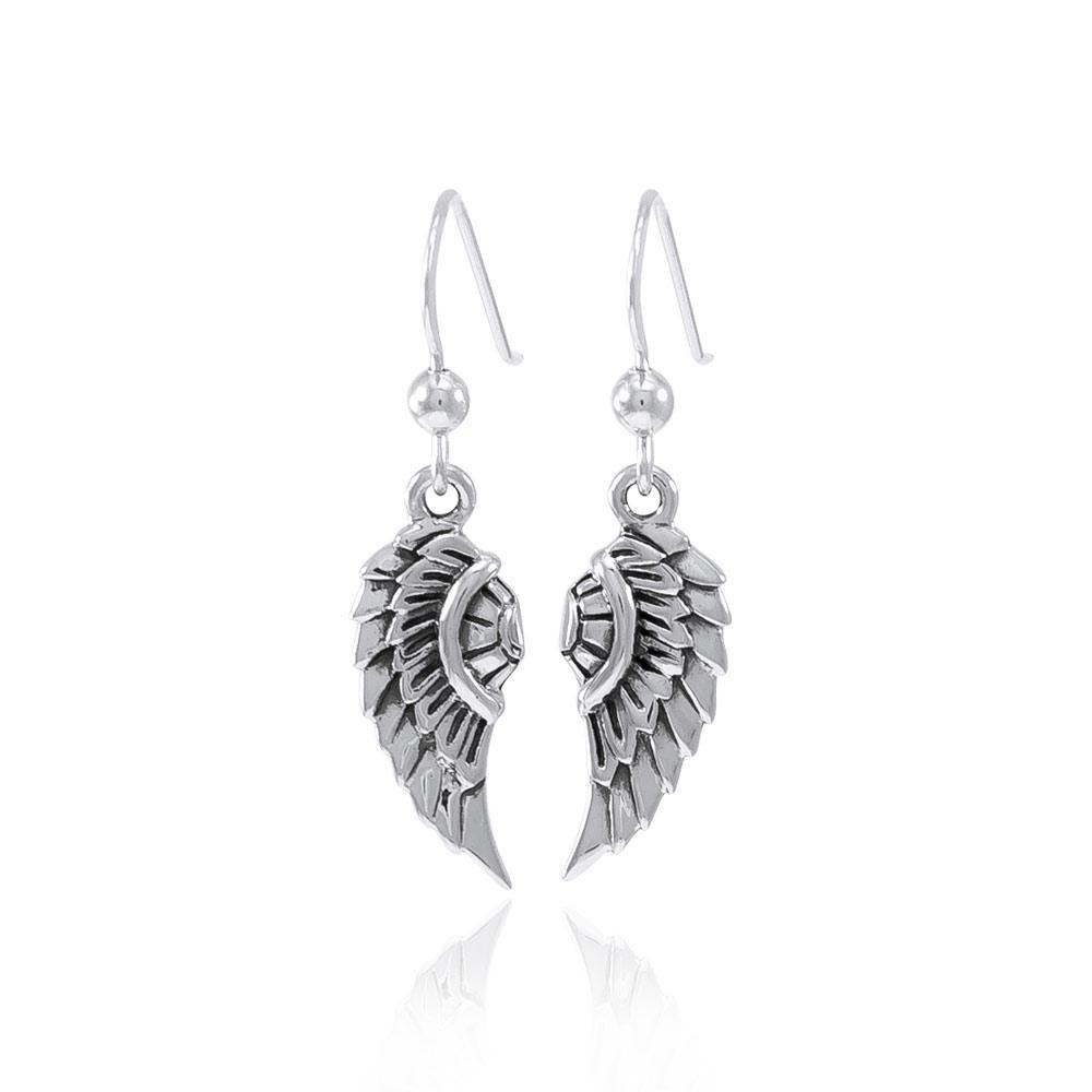 Angel Wing Earrings TER1622 peterstone.