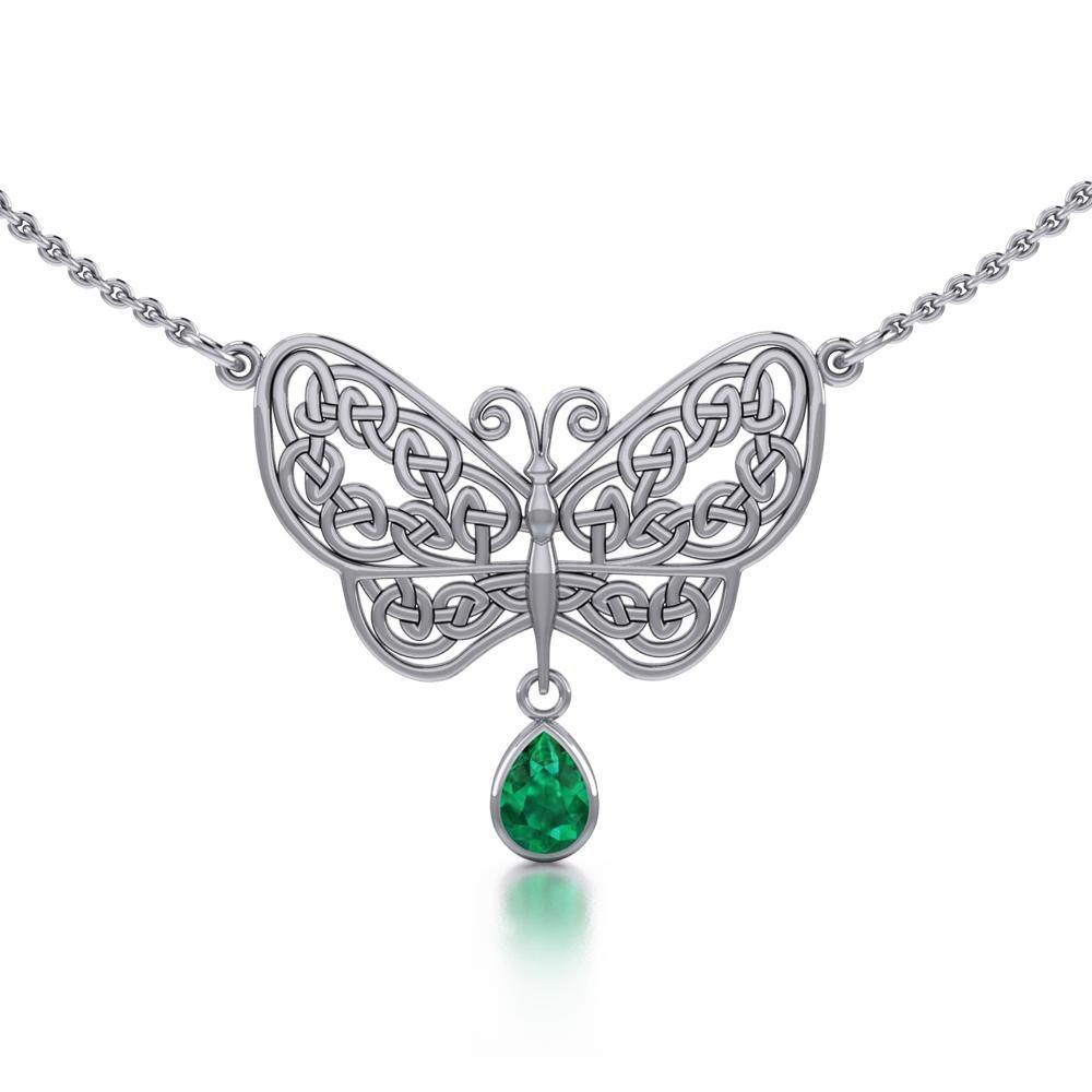 Spread Your Wings Like a Butterfly Necklace