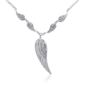 Angel Wings Necklace TNC420