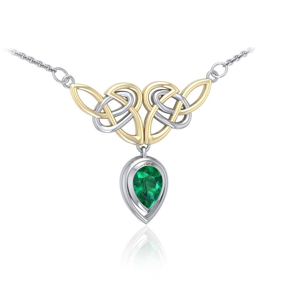 Celtic Knot Necklace TNV132