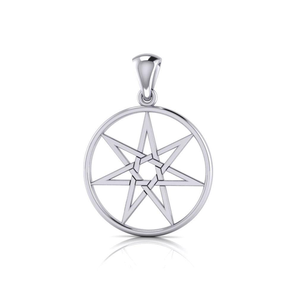 Fairy The Star Silver Pendant TP1208 peterstone.
