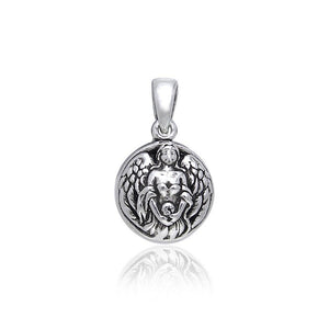 Angel Hollow Ball Pendant TP2846 peterstone.