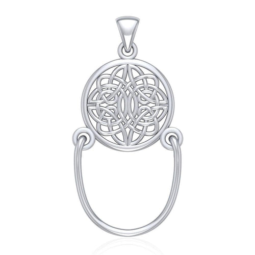 Celtic Knot Charm Holder Pendant TP938