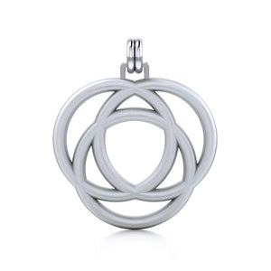 Avalon's Triad Silver Pendant TPD2674 peterstone.
