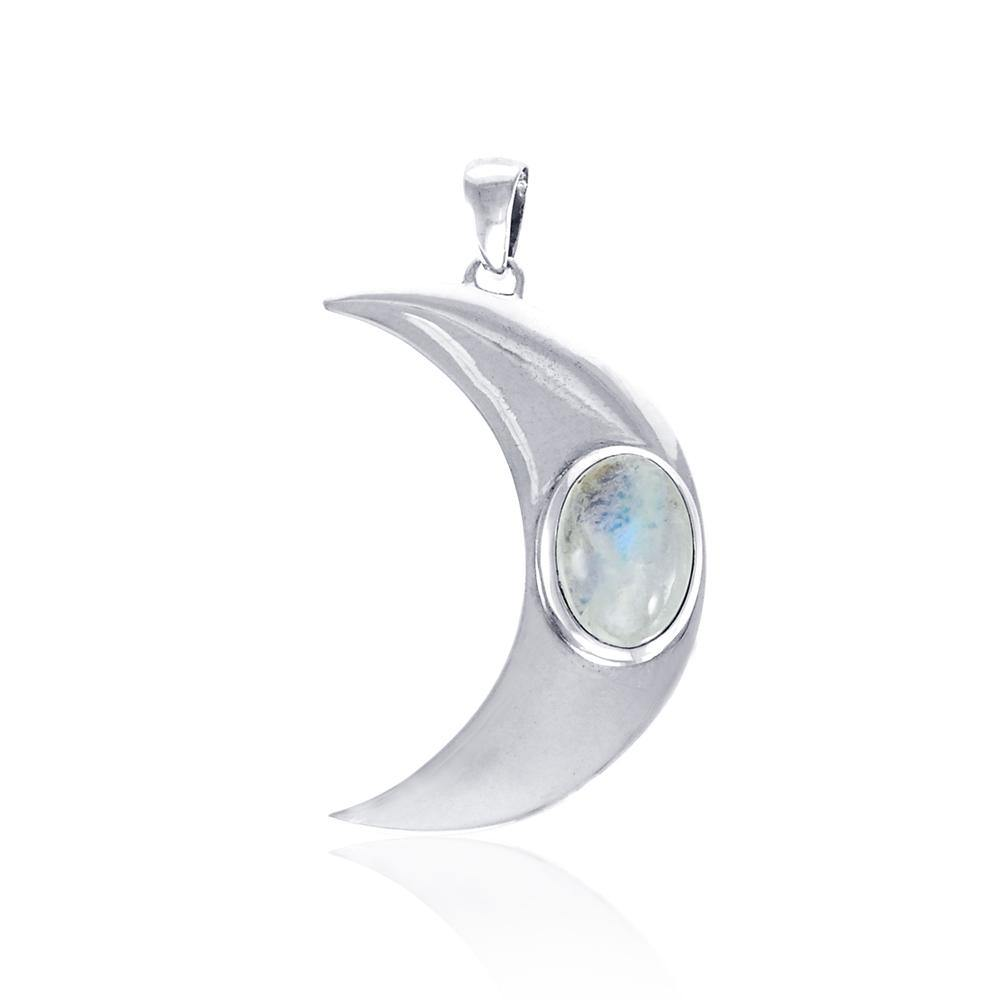 Blue Moon Silver Pendant TPD4059