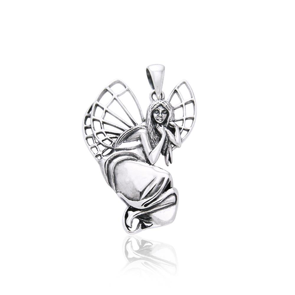 Fairy Dreaming Silver Pendant TPD968