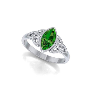 Celtic Knots Ring TR556
