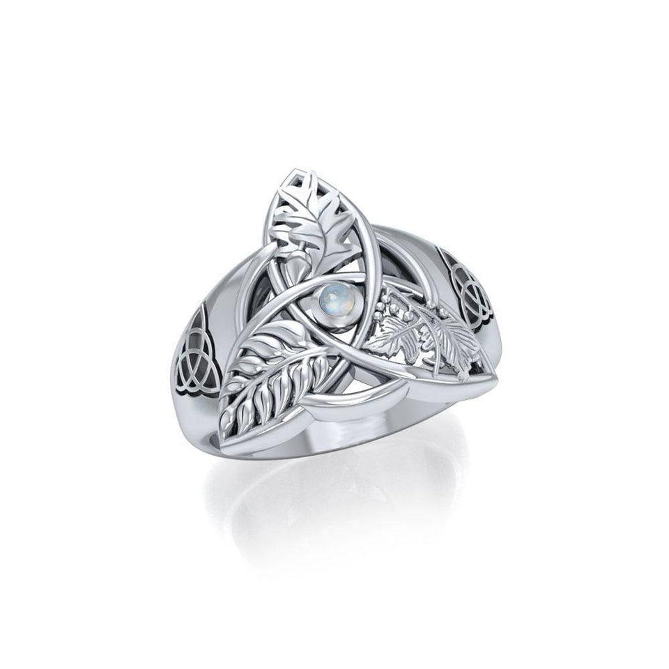 Mickie Mueller Oak Ash Thorn Ring TRI1018
