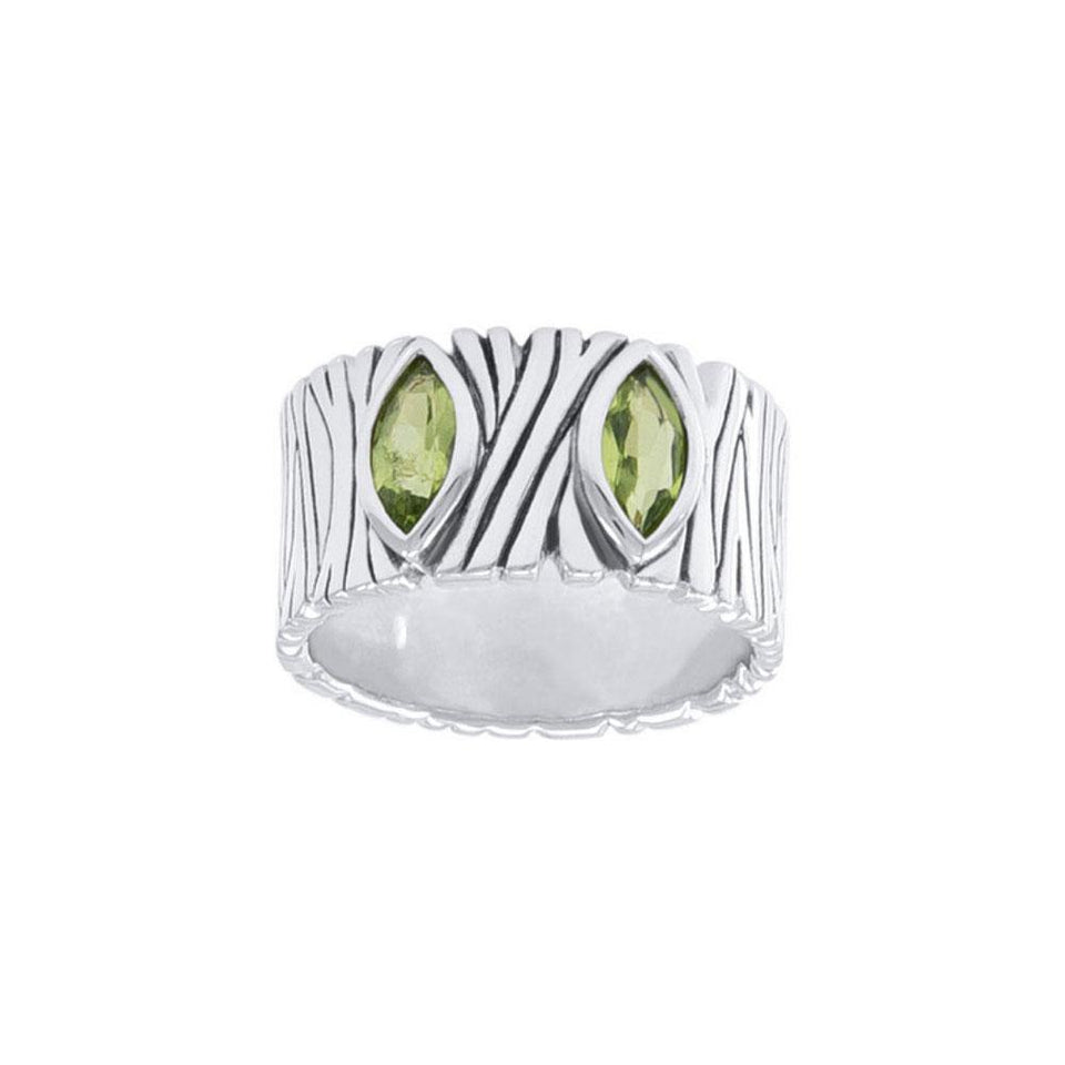 Contemporary Ring TRI1259 peterstone.