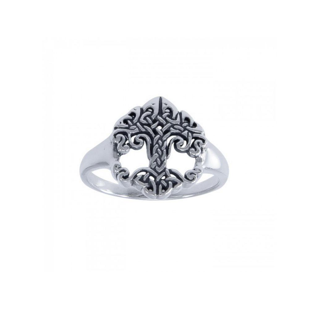 Cari Buziak Tree of Life Ring TRI1533