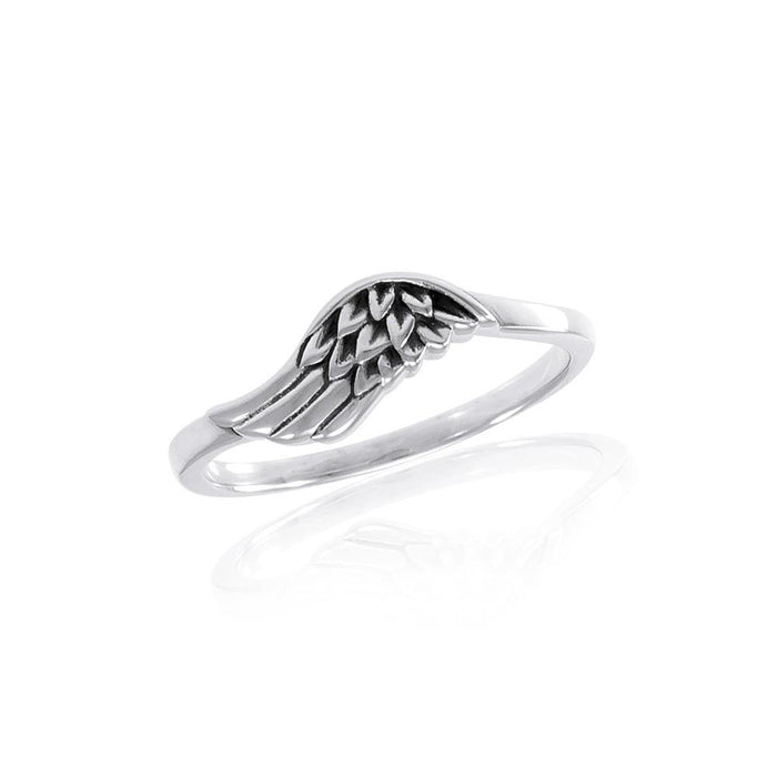 Angel Wing Ring TRI1550