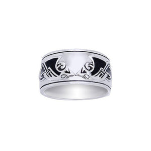 Viking Mammen Weave Ring TRI561 Ring