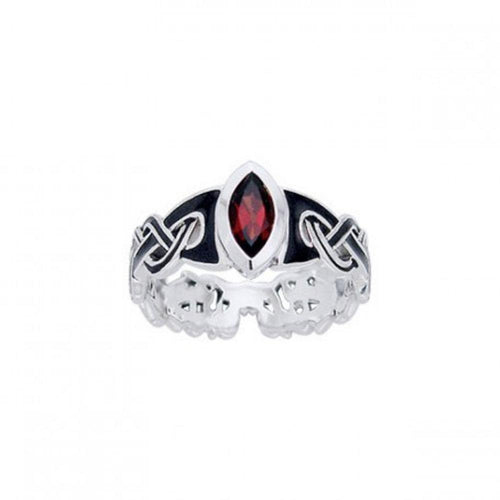 Viking Mammen Weave Ring TRI567