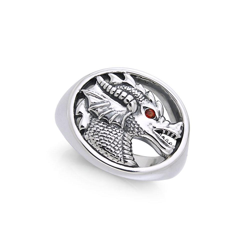 King Arthur Pendragon Sealing Ring TRI761