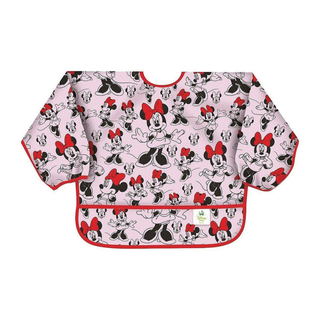 Babador Disney Manga Longa Minnie Mouse