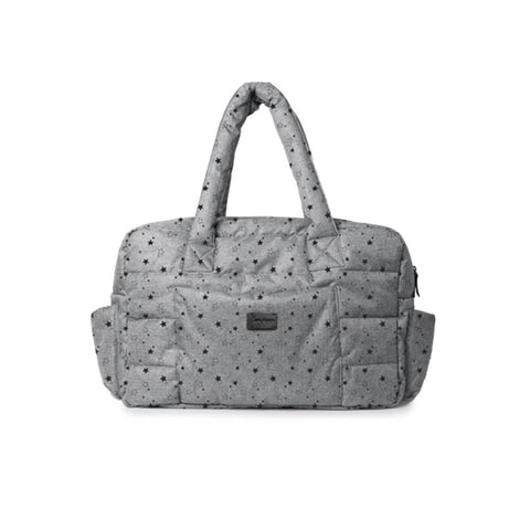 Bolsa Maternidade 7AM Heather Grey Star