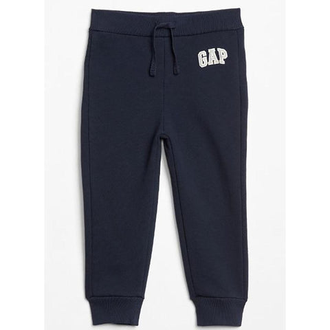 Calça Gap Moletom Infantil Blue Galaxy