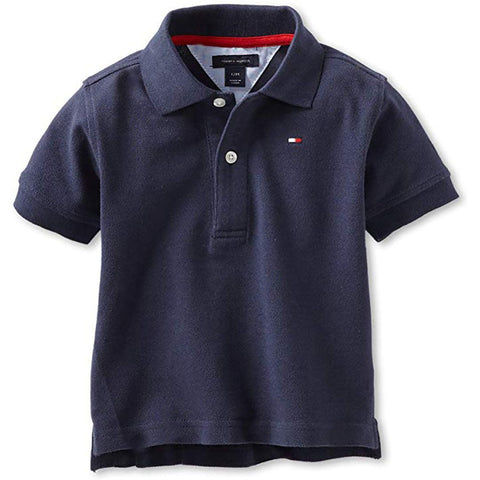 Camisa Polo Tommy Hilfiger Navy