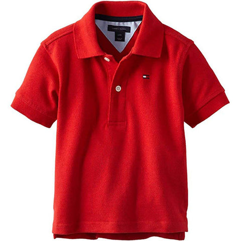 Camisa Polo Tommy Hilfiger Red