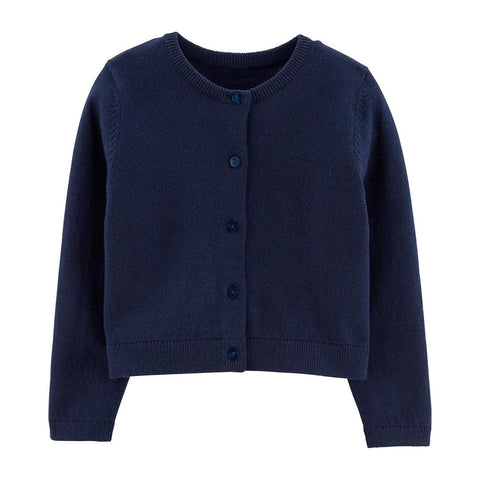 Cardigan Carter's Navy