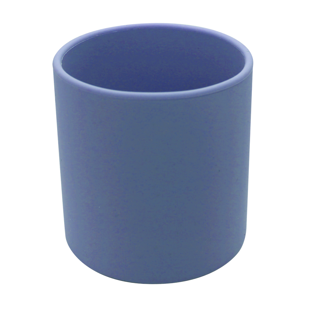 Copo De Silicone Kushies Mineral Blue