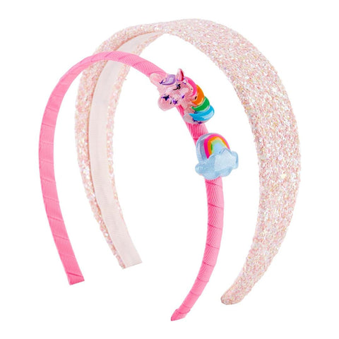 Kit Tiaras Carter's Unicorn Pink