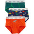Kit Cueca Carter's 3 Multi Color