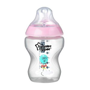 Mamadeira Tommee Tippee Rosa 260ML