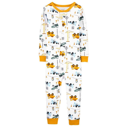 Macacão Carter's Pjs Footless Construction